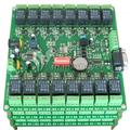 16 Channel Relay Module Board + 232 + 485 Control w/ Isolation Protection