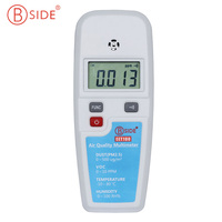BSIDE EET100 LCD Air Quality Multimeter Dust VOC Temperature Humidity Meter Atmosphere Environment Detector Air Analyzer Safety