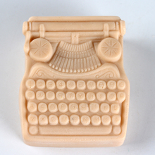 Nicole R1707 Silicone Soap Mold Old Telephone Set Shapes Handmade Making Mould