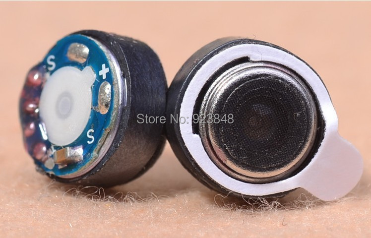11mm speaker unit Original grade fever Dual Dynamic