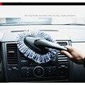 Высокое качество Оригинала Многофункциональный Автомобилей Duster Очистки Грязь Пыль Чистой Щеткой Удаление Пыли Инструмент Швабра Серый Главная Инструмент freeshipping