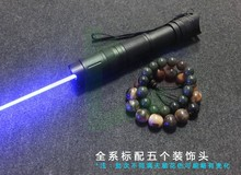 Wholesale prices JSHFEI 450nm 20000mw High Power Blue Laser Pointers Flashlight burn match candle lit cigarette wicked+5 caps wholesale LAZER