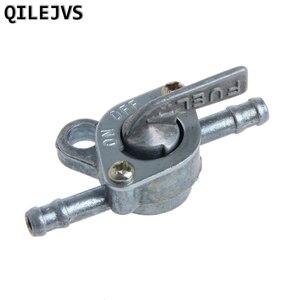 QILEJVS встроенный бензиновый топливный кран ВКЛ./ВЫКЛ. Переключатель 50cc 110cc 125cc Pit Dirt Bike Motorcycle #1