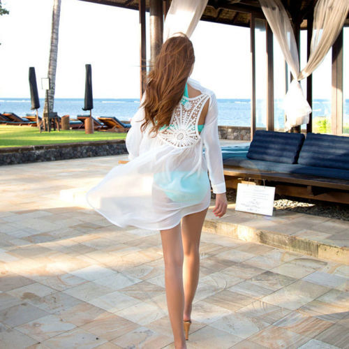 сексуальный женщины лето пляж купальный костюм