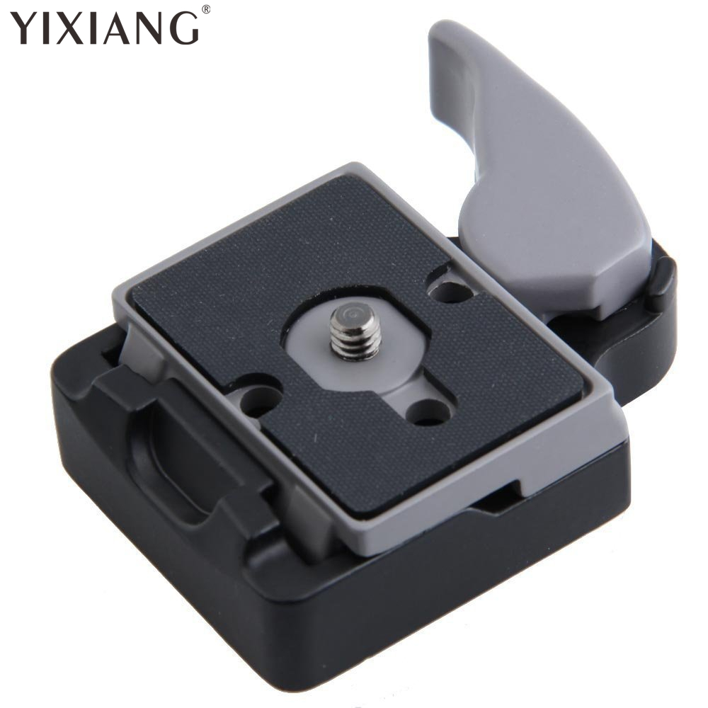 YIXIANG Black Camera 323 Quick Release Plate