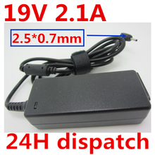 HSW 19V 2.1A Laptop Charger Notebook Power adapter for Asus EeePC 1.58A 1005 1001