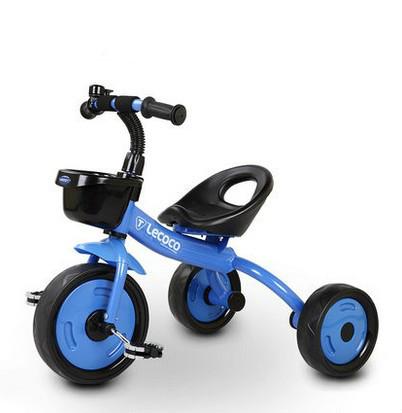 Coche de juguete cochecito de bebé bicicleta triciclo niño de la bicicleta
