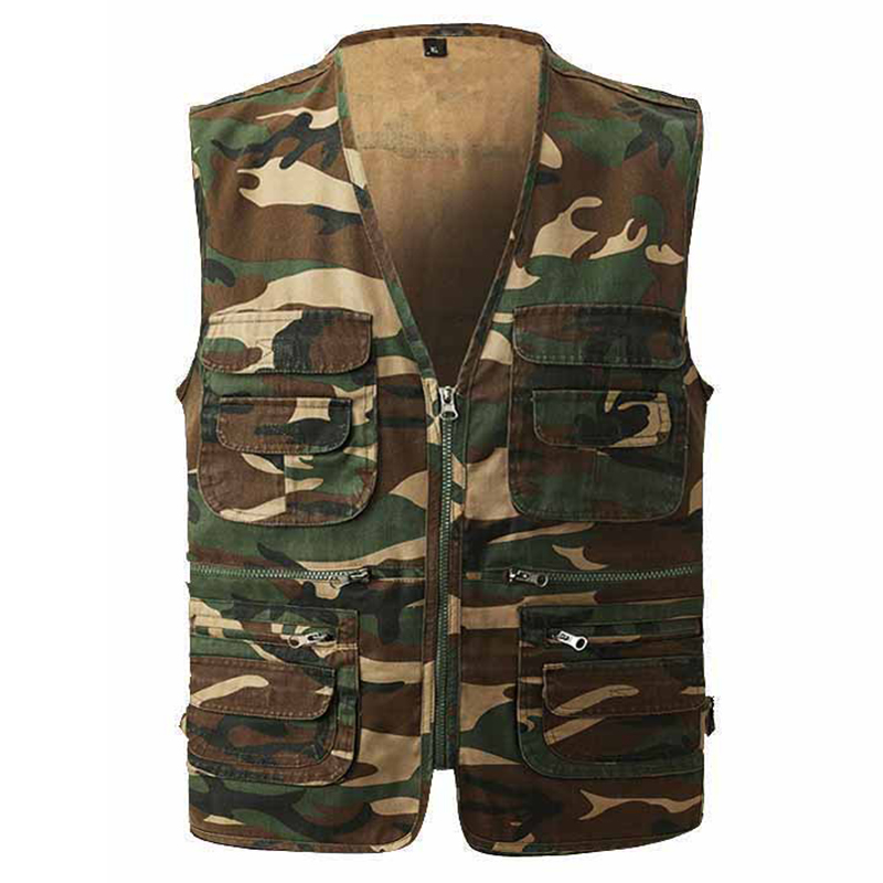 Military Clothing Army Tactical Vests Soldier Uniforms Colete Tatico Camouflage Cotton Vest Combat Shirt Tops Camisas Militares