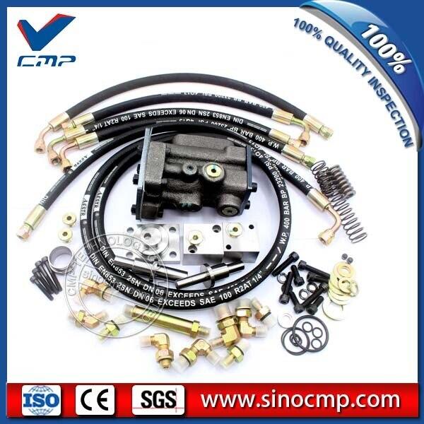 US $617.4 |EX220 2 Conversion Kit for Hitachi Excavator Hydraulic Pump on