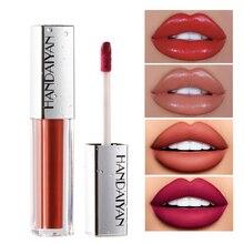 New Matte Lipgloss Sexy Liquid Lipstick Glitter Long Lasting Waterproo