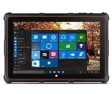 Windows 10 Rugged Waterproof Shockproof tablet PC Phone IP68 8″ Screen Quad core GPS 4G Fingerprint PDA Laser barcode Scanner