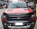 БЕСПЛАТНАЯ ДОСТАВКА ПО 2012-2016 RANGER T6 T7 КАПОТ СОВОК ДЛЯ FORD RANGER Для Ford Ranger Wildtrak Px Mk1 2012-2017