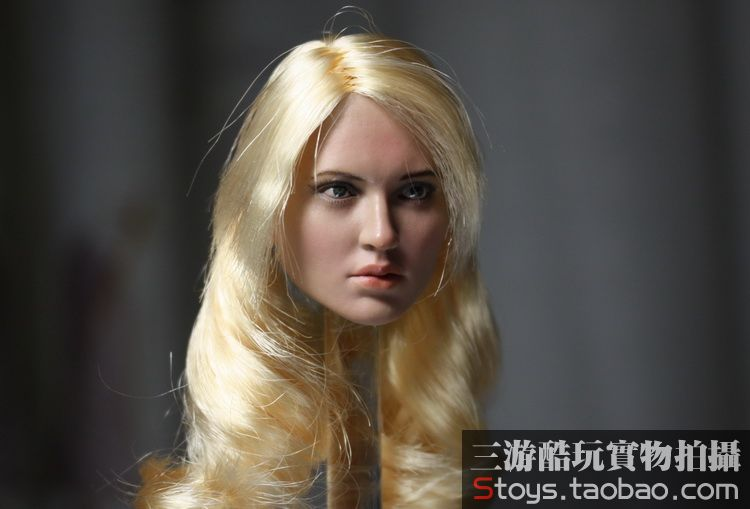 1 6 Scale Female Figure Accessories Emily Browning Sucker Punch Baby