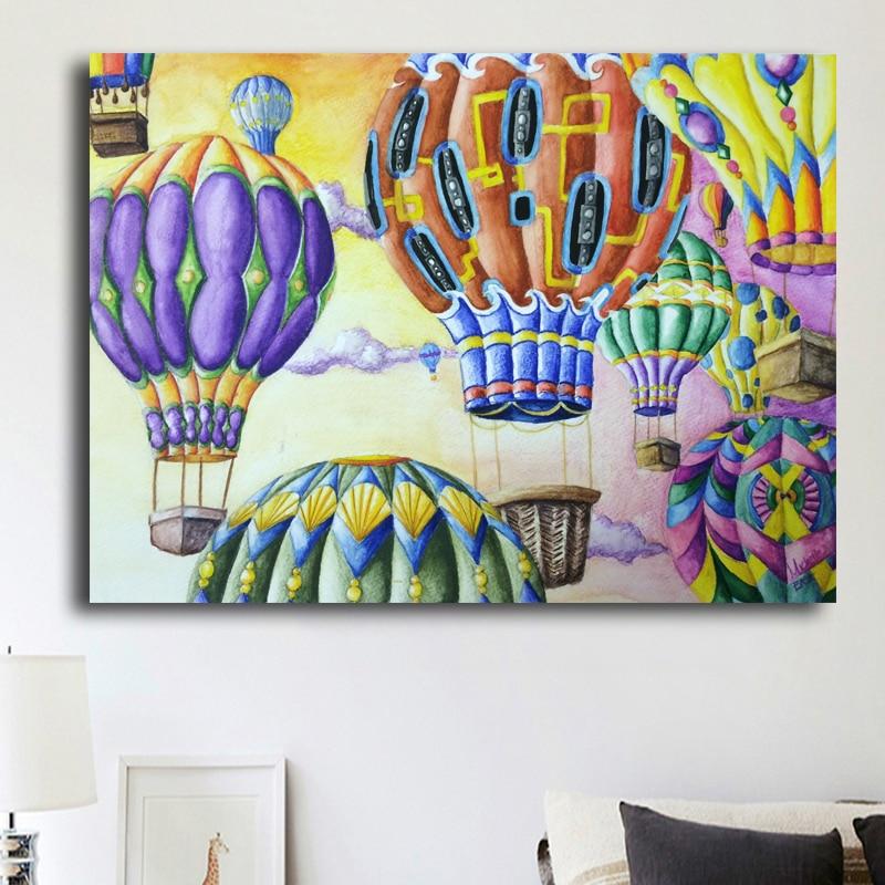 Hotsell Framless Ankunft einzigartiges geschenk Digitale Ölgemälde Auf Leinwand Gedruckt dekorative bild...