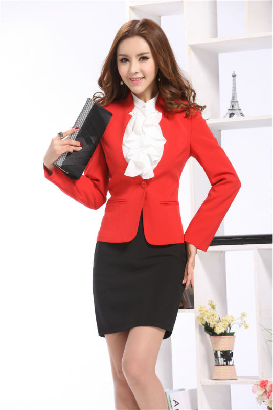 Compare Prices on Red Skirt Suit- Online Shopping/Buy Low Price ...