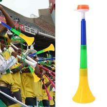 Stade de Football acclamer les cornes de ventilateur ballon de Football Vuvuzela Cheerleading enfant trompette N10 livraison directe