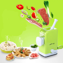New Multi-functional Home Manual Meat Grinder For Mincing Vegetable Cutter Kitchen Accessories