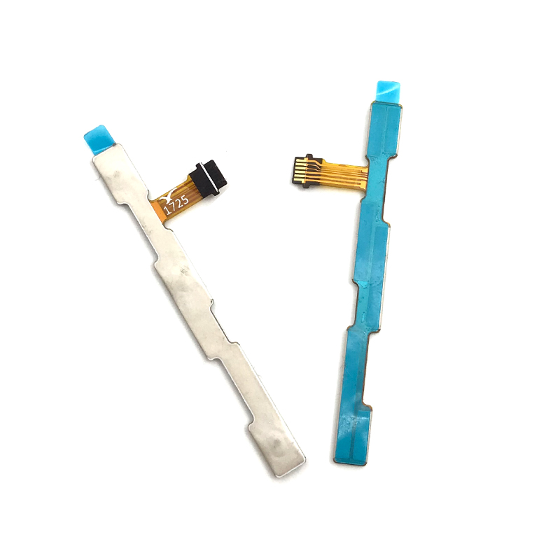 Power On And Off Volume Buttons Flex Cable For Lenovo Tab3 3 7 730 Tb3-730 Tb3-730x Side Key Button Replacement