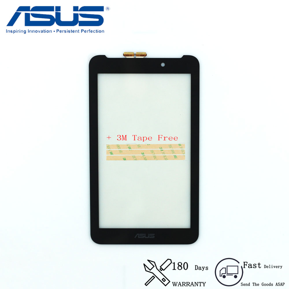 New For ASUS Fonepad FE7010CG FE170CG ME170 ME170C K012 K017 Touch Screen Panel Digitizer Lens Sensor Repair Replacement Parts