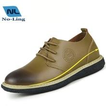 2016 font b Men s b font Full Grain Leather Shoes Fshion 6cm Elevator Shoes Genuine