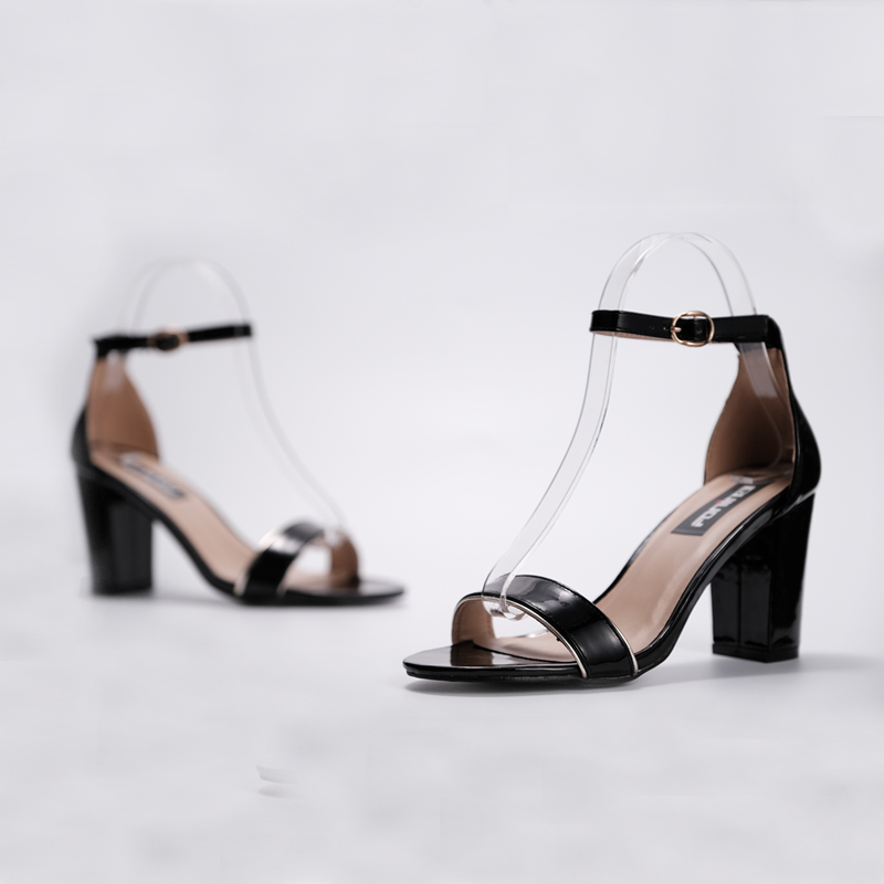 Sandalias de mujer Vicamelia 2018 Block Heels Nuevas señoras de - Zapatos de mujer - foto 4