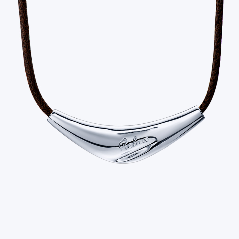 цена на SA SILVERAGE Real 925 Sterling Silver jewelry choker necklace for women Brown Short Maxi necklaces colar feminino Party gifts