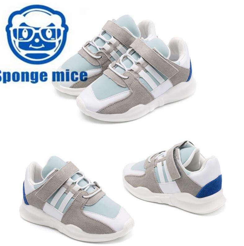 2018-Spong-mice-autumn-children-canvas-shoes-girls-boys-shoes-Breathable-casual-shoes-0825-5