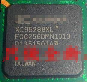 Free shipping  10 pcs XC95288XL-10FGG256C XC95288XL