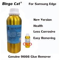 Novecel 9666 Multi Function Liquid OCA Glue Remover For Samsung Note 8 S8 S9 Plus S7edge S6edge Curved LCD Screen Glue Removing