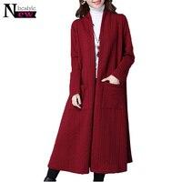 2019 Loose Cardigan Women Fashion Cotton Blouse Long Sleeve Coat Sweater Women Casual Cardigan Jumper Plus Size Top Dropshipping