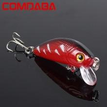 1PCS 5cm 3.6g Swim Fish Fishing Lure Artificial Hard Crank Bait topwater Wobbler Japan Mini Fishing Crankbait lure