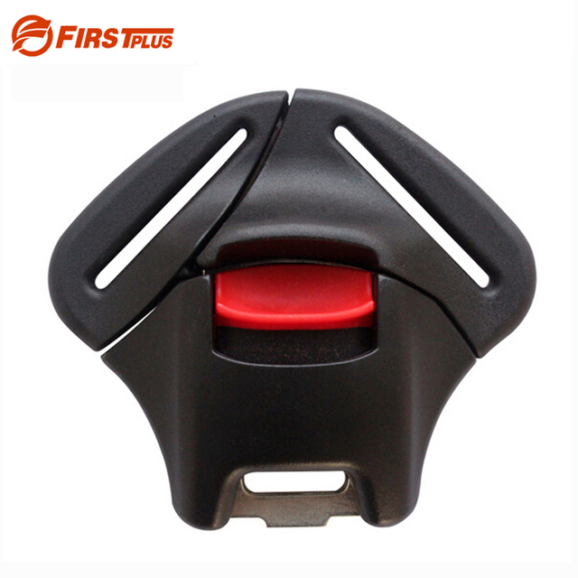 Baby Car Seat Belt Chest Lock Clip 5 Point Harness Safety Bands Kids High Chair Locking