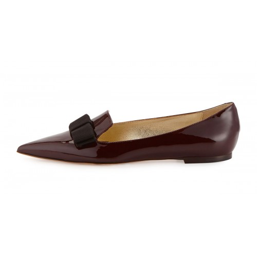 Patent Leather Dress Shoes Womens