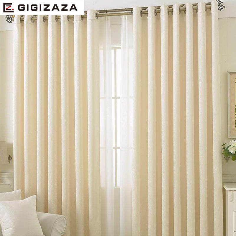 Buy ivory curtains and get free shipping on AliExpress.com