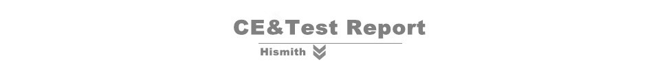 CE & Test Report