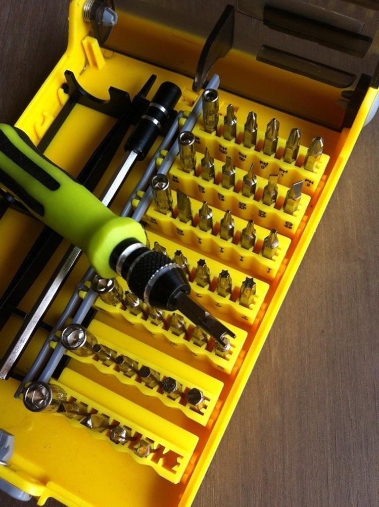 Professional Multifunction Magnetic Screwdriver Set