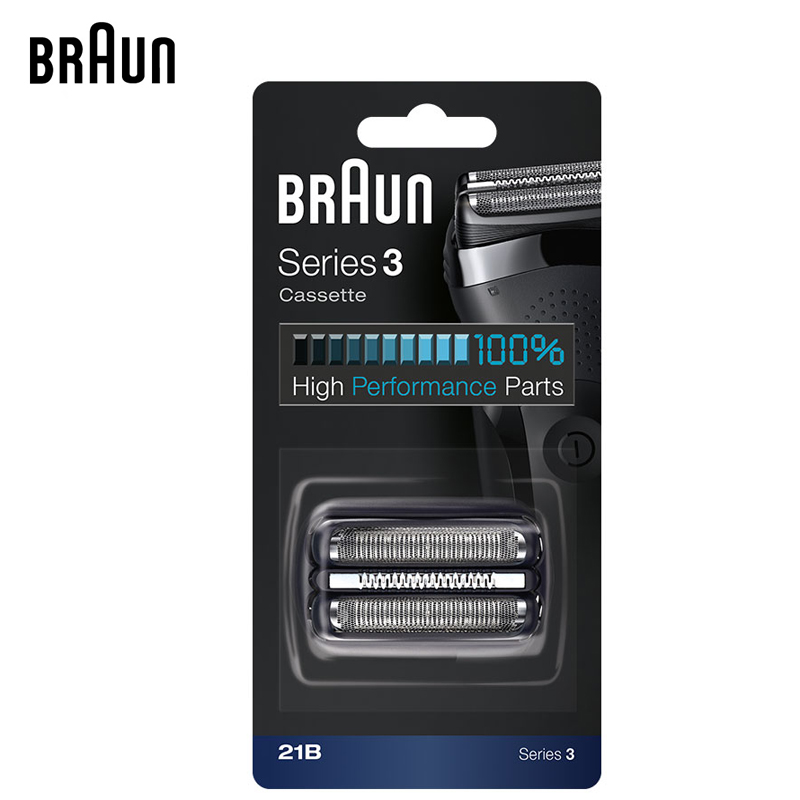 21B Electric Shaver Head for Braun Series H3 /Series 3 (300s 301s 310s 3000s 3020s 3050cc 3080s Cruzer6) бритва braun 3000s series 3