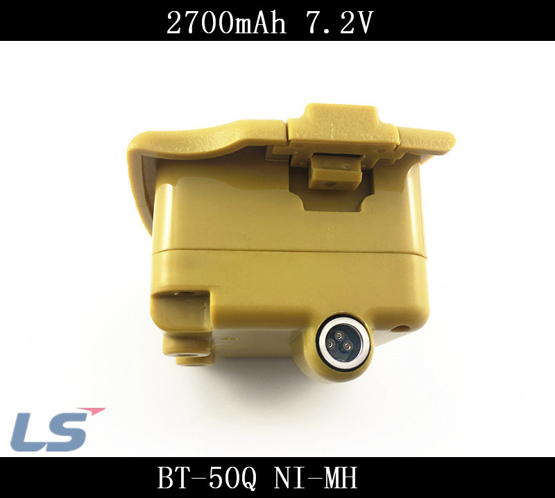 high quality Topcon BT-50Q Ni-MH battery for Topcon GTS602 GTS605 total station survey