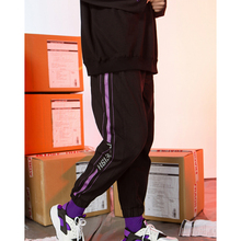 Streetwear Fashion Casual Womens Sweatpants And Joggers 2019 New Arrival Spring BF Style Harem Pants Women Black Trousers