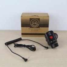 Videocámaras Pro Control de Zoom para Sony LANC A1C 150P Panasonic 180A 130AC DV ACC mando a distancia para vídeo fotográfico