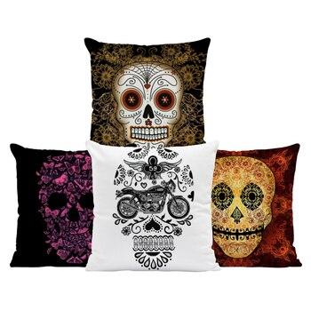 Skull Cushions