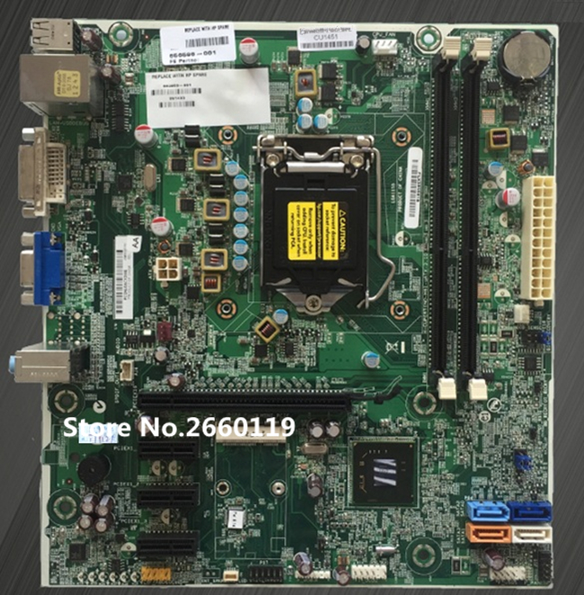 все цены на High quality desktop motherboard for 3500 682953/656598-001 Fully tested онлайн