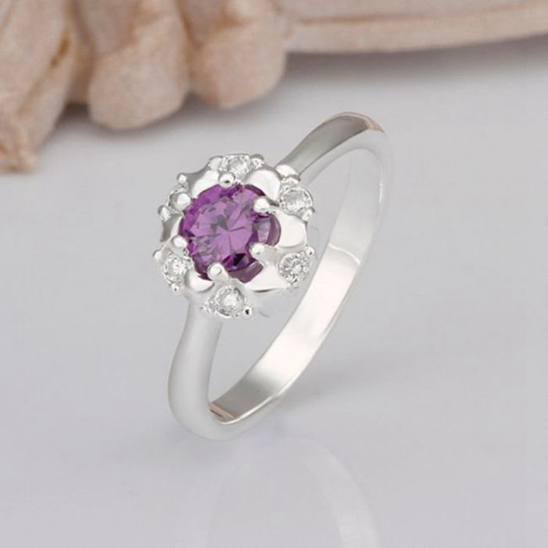 Ring Silver Plated Ring sterling-silver-jewelry ring factory prices fashion ring WFUXYGRR BHEXJVEF