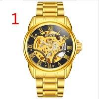 Высокое качество мужской бизнес часы, изысканный workmanship.2