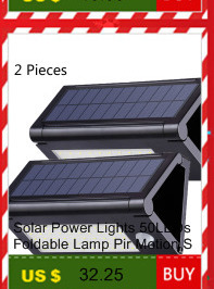 led solar outdoor