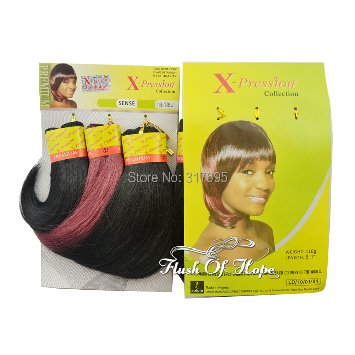 X pression hair extension nigeria