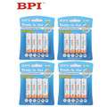 16pcs 100% genuine original BPI 2400mAh NiMH AA rechargeable batteries, high-quality toys, cameras, flashlights and battery