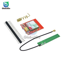 SIM800L GPRS GSM Module MicroSIM Card Core Board Quad-band TTL Serial Port 2.4G PCB Antenna Pin Spring GPRS Chip For Phone new arrival sim808 gprs gsm module gsm and gps two in one function module quad band with gsm antenna and gps antenna diy kit