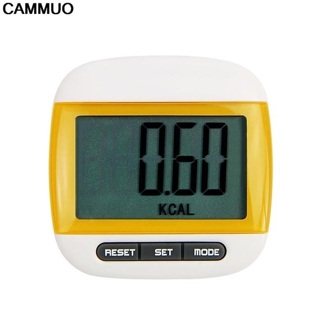 Мини Водонепроницаемый шаг движение счетчик калорий Multi-Функция цифровой ЖК-дисплей шагомер для похудения помощи инструмента ходить Бег Инструменты