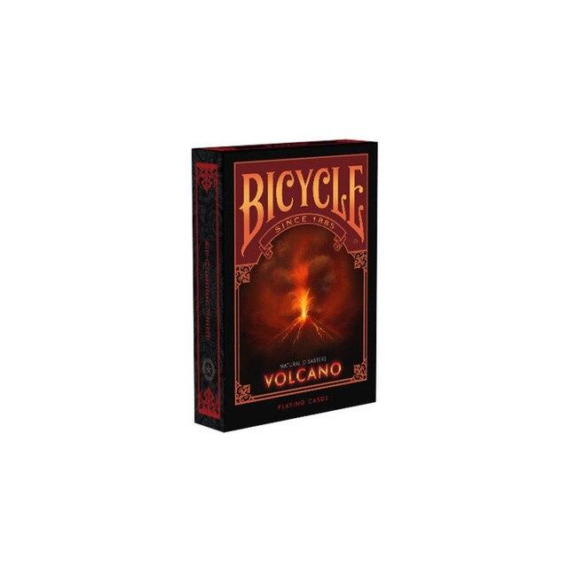 Us 1868 1 Deck Carte Da Gioco Bicicletta Disastri Naturali Vulcano Disastri Naturali Serie Deck Poker Magia Carte Di Trucchi Magici In 1 Deck Carte